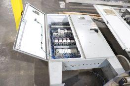 Control panel w/ PLC & Drives