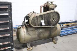 10 HP Horizontal compressor
