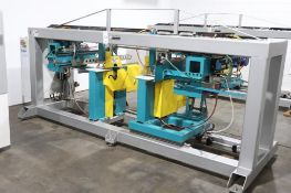 US Concepts double end boring and grooving machine