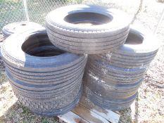 "9 - 19"" tires"