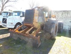 TIGERCAT 630D log skidder - 14,937 hrs - SERIAL 6303096