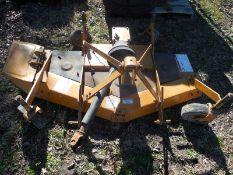 Woods RM60 5' finish mower