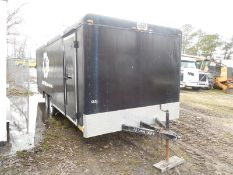 1997 Cargo 24' eclosed trailer NO TITLE