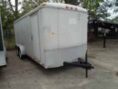 Diamond Cargo 18' x 7' Enclosed trailer