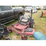 "Toro 72"" zero-turn lawn mower Kawasaki engine"