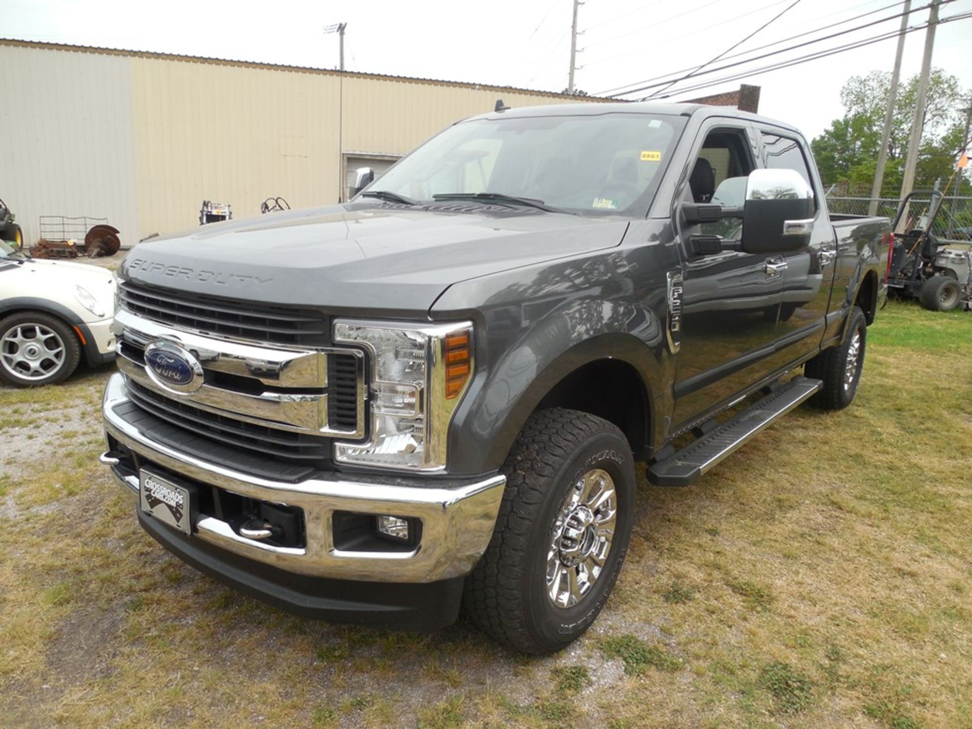 2019 Ford F250 XLT 4wd, 4dr, gas, vin# 1FT7W2B61KEC95867 19,999 miles - Image 2 of 7