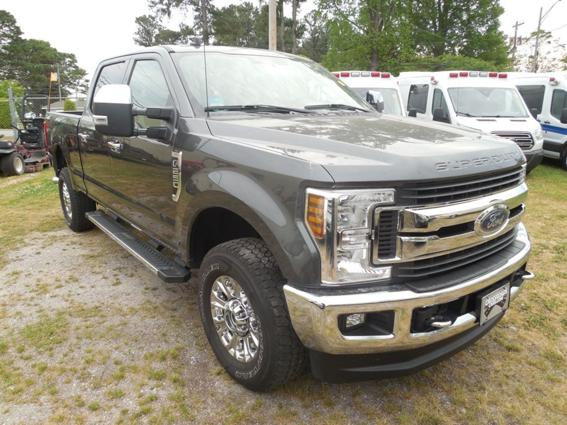 2019 Ford F250 XLT 4wd, 4dr, gas, vin# 1FT7W2B61KEC95867 19,999 miles - Image 3 of 7