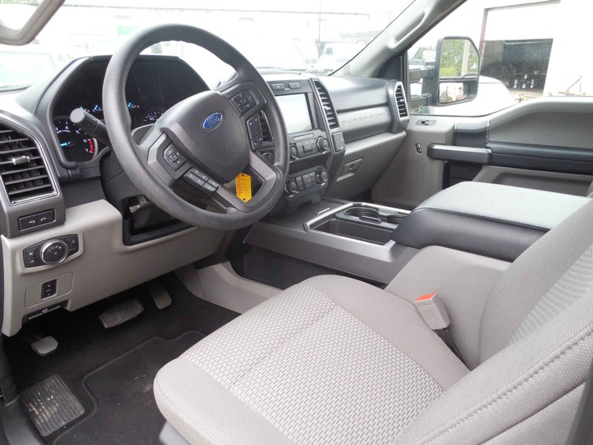 2019 Ford F250 XLT 4wd, 4dr, gas, vin# 1FT7W2B61KEC95867 19,999 miles - Image 6 of 7