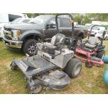 "Dixie Chopper 72"" zero-turn lawn mower Kohler engine 887 hrs showing"