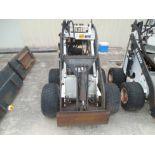 Ram Rod Mini Skid loader model 750A NOT RUNNING