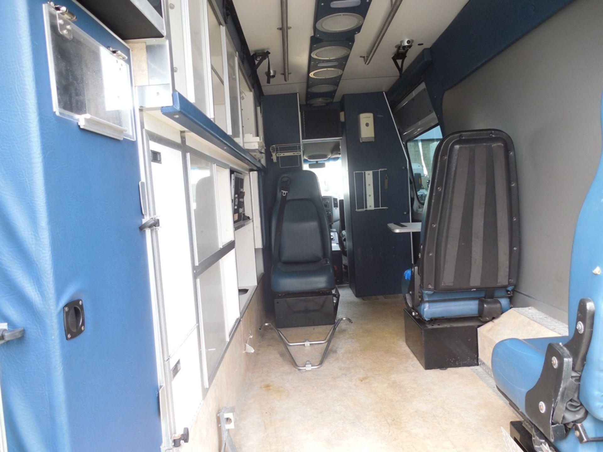 2011 Mercedes Sprinter dsl, ambulance 324,914 miles vin# WD3PE8CC6B5504105 - Image 6 of 6