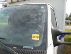 2010 Ford E350 Wheel Coach ambulance, dsl, 61,572 miles, vin# 1FDWE3FP2ADA14523