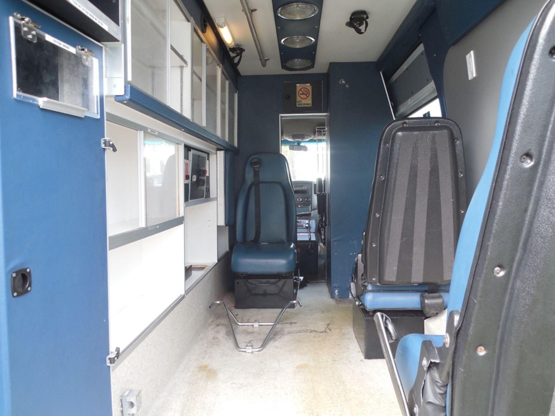 2010 Mercedes Sprinter dsl, ambulance 329,856 miles vin# WD3PE7CCXA5476270 - Image 6 of 6