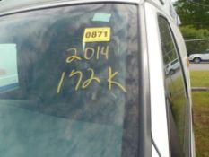 2014 Chev van ambulance dsl, 172,472 miles, vin# 1GBZGUC19E1162022