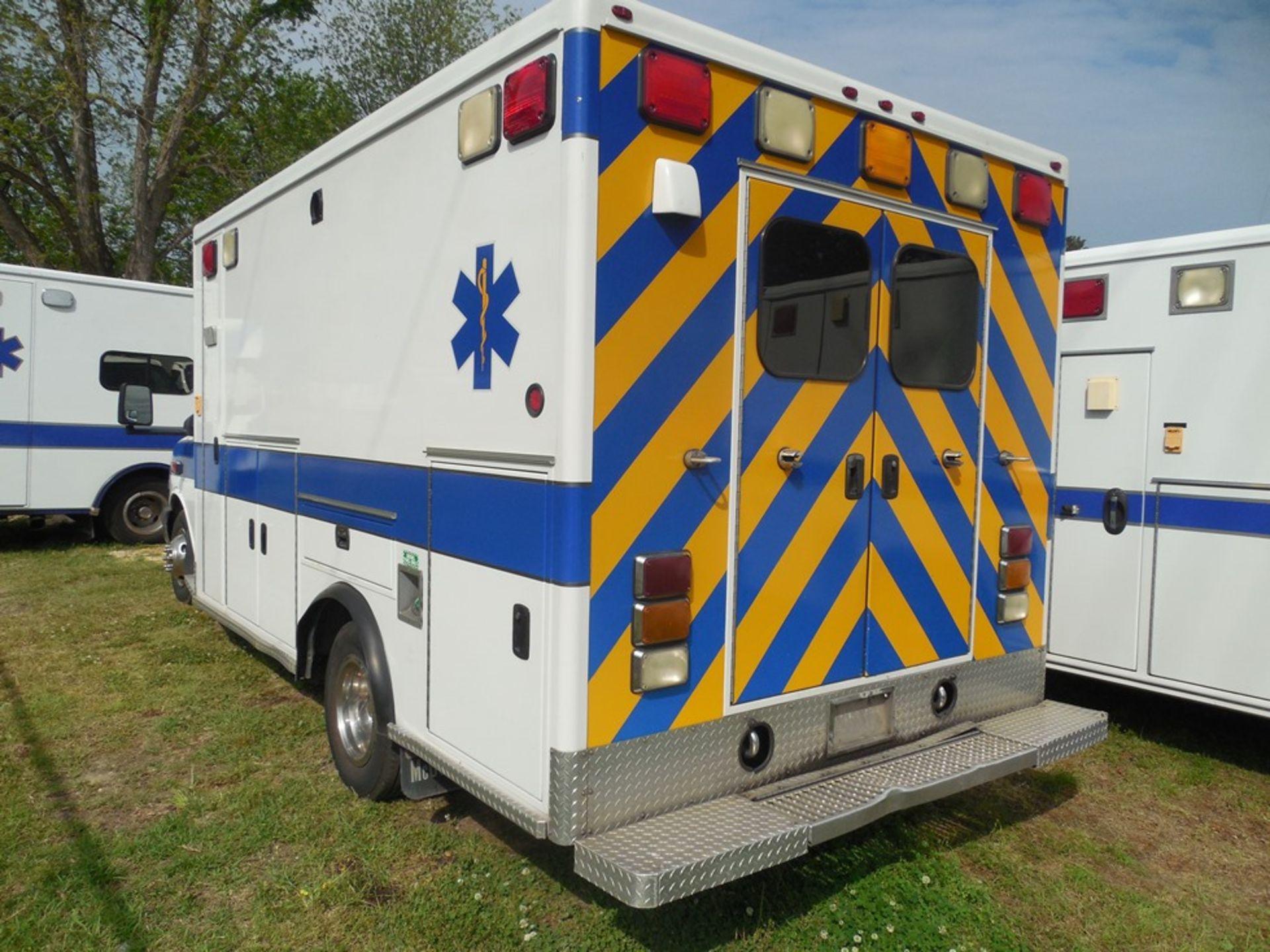 2010 Chev box van ambulance dsl, 250,597 miles, vin# 1GB9G5B65A1116120 - Image 5 of 6