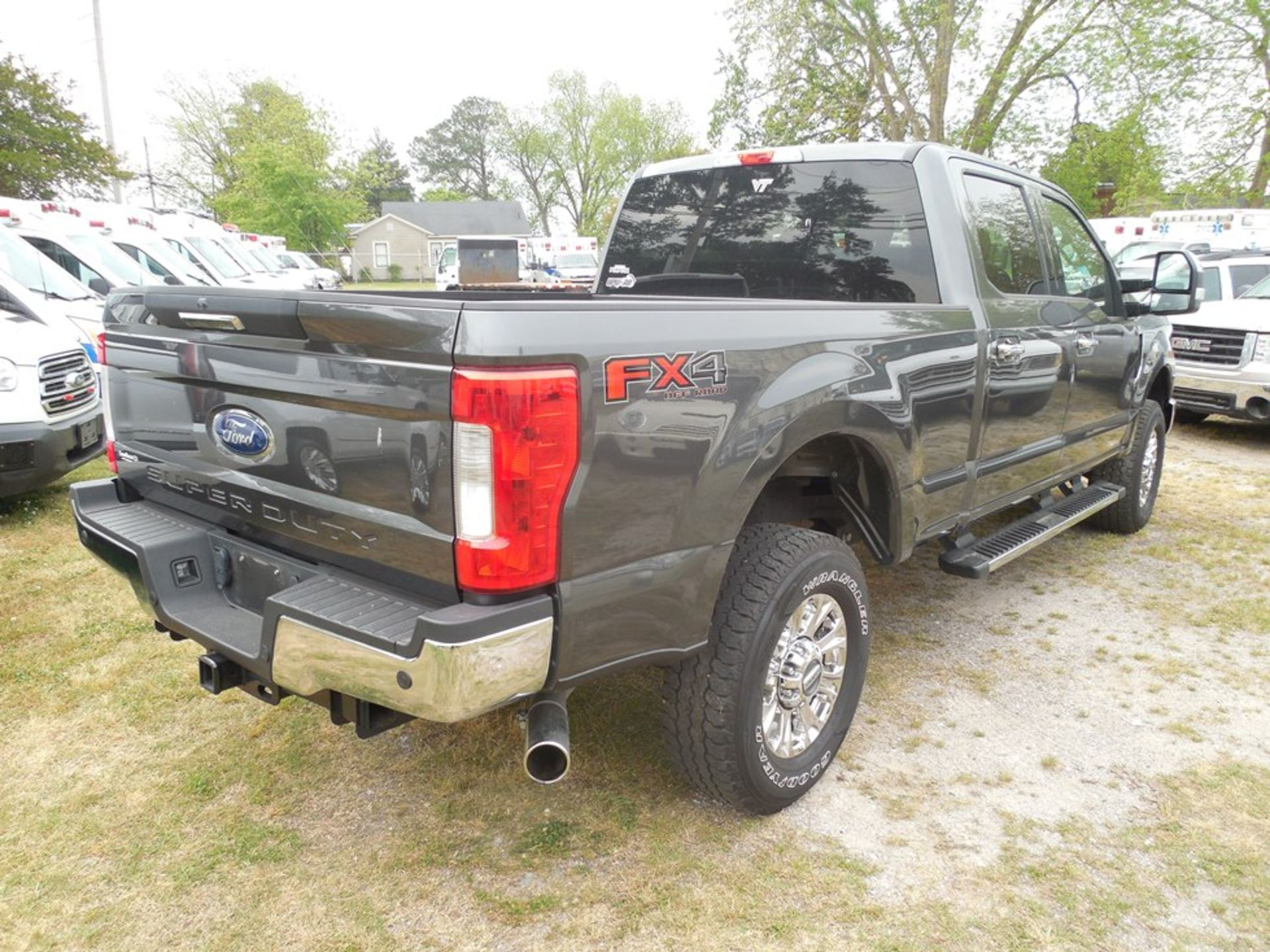 2019 Ford F250 XLT 4wd, 4dr, gas, vin# 1FT7W2B61KEC95867 19,999 miles - Image 4 of 7