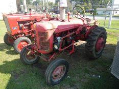 """FARMALL """"Super A"""" tractor"""