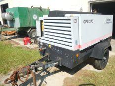 CHICAGO PNEUMATIC CPS 375 portable air compressor