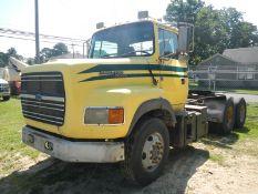 1994 FORD Aeromax L9000 day cab road tractor VIN 1FDYY95XXRVA27658