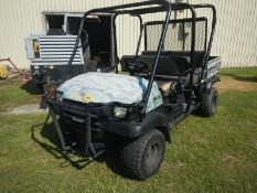 KAWASAKI Mule 3110 2-row seating w/dump body (has cooling system issues water will air lock and