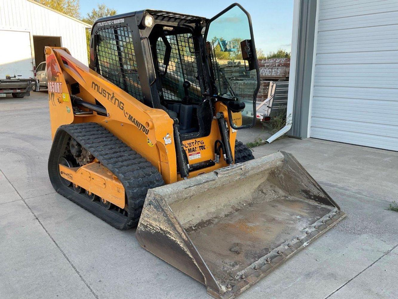Virtual Concrete Equipment Auction