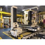 5in Giddings and Lewis Horizontal Boring Mill Milling Machine