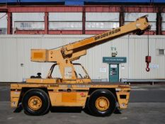 2008 Broderson IC-80-2G 40' Carry Deck Crane