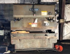 Niagra Press Brake Located in Wilmington Delaware