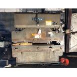Niagra Press Brake Located in Wilmington Delaware
