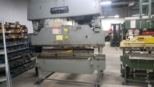 Cincinnati Press Brake 50 Ton 8ft Bed