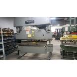 Cincinnati Press Brake 50 Ton 8ft Bed