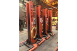 Set of 4 ALM 18,000lb Truck Lift