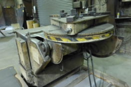 Ransome Welding Positioner 4,000 lb
