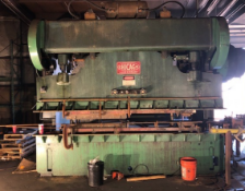 Chicago Press Brake Located in Wilmington Delaware