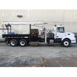 2012 Volvo DD110B 10 Ton Crane Truck