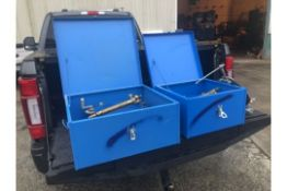 Lot of 2 Mathey Drearman Pipe Beveling Machine