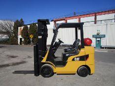 2015 CATERPILLAR 2C6000 6,000 lb Forklift