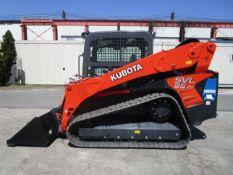New Unused 2021 Kubota SVL95-2S Skid Steer