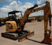2016 Caterpillar 304E2 CR Mini Excavator