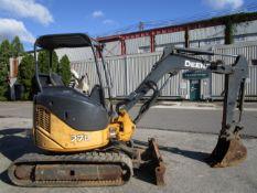 2013 John Deere 27D Excavator