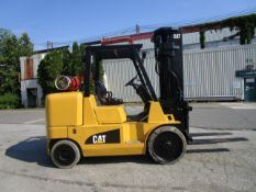 Caterpillar GC60K 13,000lb Forklift - Located in Lester, PA