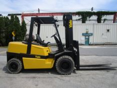 Yale GLP100 10,000lb Forklift - Located in Lester, PA