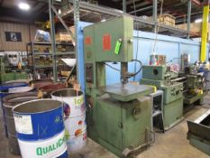 Powermatic 87 Vertical Bandsaw- Located in Chalfont, PA