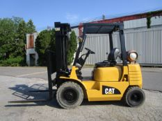 Caterpillar GP20 4,000lb Forklift - Located in Lester, PA