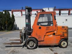 2015 Yale GDC155VX 15,500lb Forklift - Located in Lester, PA