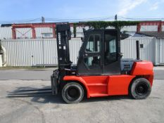 2014 Doosan D70S-5 15,400lb Forklift - Located in Lester, PA
