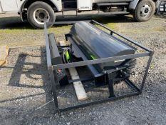 New Wolverine Skid Steer Sweeper Attachment (t)- Located in Lester, PA