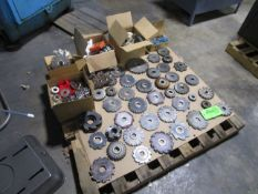 Lot of Wheel Cutters- Located in Chalfont, PA
