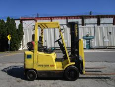 Hyster S50XM 5000 lb Forklift- Located in Lester, PA