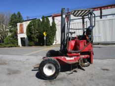 Moffett M5000 5,000lb Forklift - Located in Lester, PA